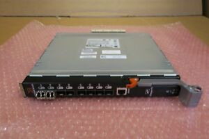 Details about Dell Brocade M5424 8Gb 24-Port Fibre Channel FC Blade Switch  G722T for M1000E