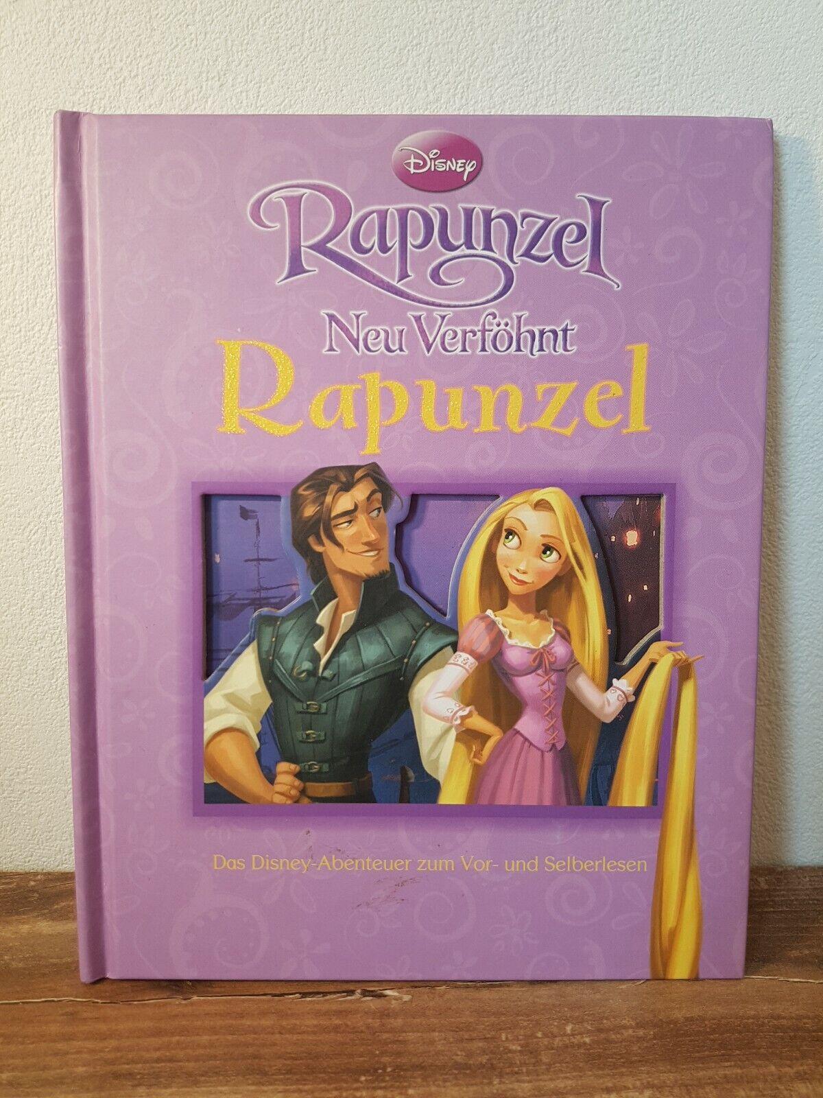 Rapunzel Neu Verföhnt: Das Disney-Abenteuer zum Vor- und Selberlesen - Walt Disn - Disney