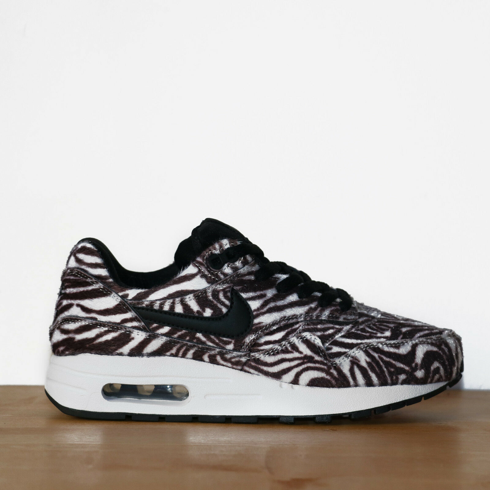 Nike Wmns Air Max 1 QS 5us - 37.5eu Zoo Pack Zebre Sneakers DS