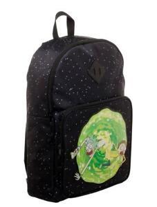 Sac à Dos Rick And Morty Portal Gun Backpack Bioworld | EBay