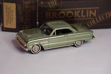 BROOKLIN BRK 58 1963 1/2 FORD FALCON SPRINT 1/43