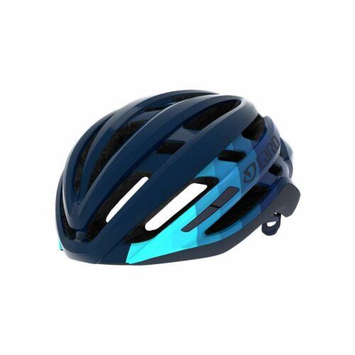 Giro Agilis MIPS Rennrad Fahrrad Helm blau 2020