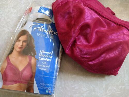 Playtex 18 Hour Ultimate Shoulder Comfort Wire-Free Bra # 4693 Women/'s