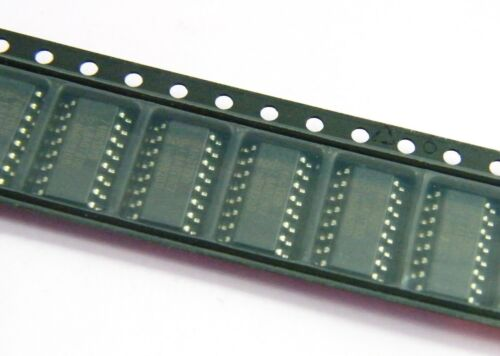 NXP 10x 74HC139D Dual 2-to-4 line decoder SMD
