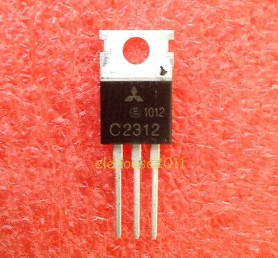 1PCS 2SC1969 HF//VHF Transistor MITSUBISHI TO-220  NEW