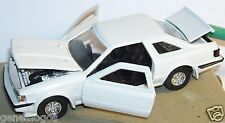 RARE DIAPET YONEZAWA TOYS TOYOTA SOARER 2800 GT EXTRA BLANCHE MADE IN JAPAN