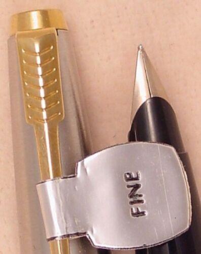 Unused New Old Stock Parker 45 Flighter Fountain Pen 10k Fine Nib Made in USA
