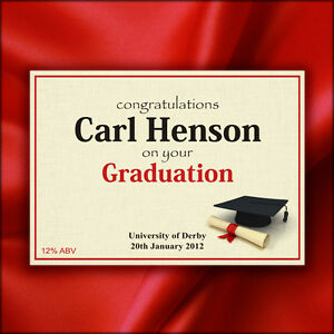 2-Personalised-Wine-Champagne-Bottle-Labels-University-Graduation-Day-Gift