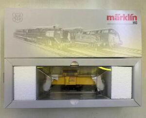 Marklin-39213-DB-Class-213-Locomotive-Diesel-Avec-Telex-Coupleur-amp-Effets-sonores-Neuf-Emballage