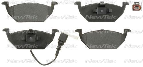 SMD768A FRONT Semi-Metallic Brake Pads Fits 00-06 Volkswagen Jetta
