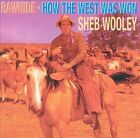 Rawhide/How the West Was Won by Sheb Wooley (CD, Oct-1995, Bear Family Records (Germany))