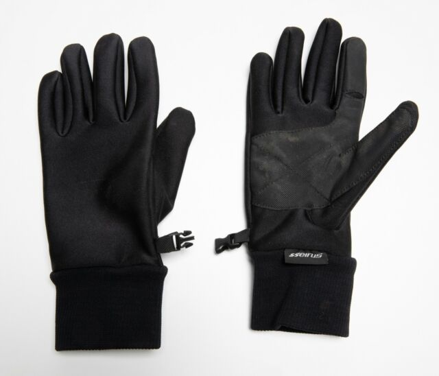 Seirus Innovations Men/'s Large Hyperlite Lightweight Fabric All Weather Gloves