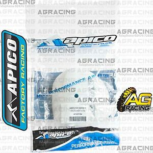 Apico Dual Stage Pro Air Filter For Yamaha WRF 450 2007 07 Motocross Enduro New