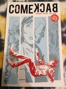 COMEBACK-Graphic-Novel-Image-Comics-Shadowline-TPB-collection-New