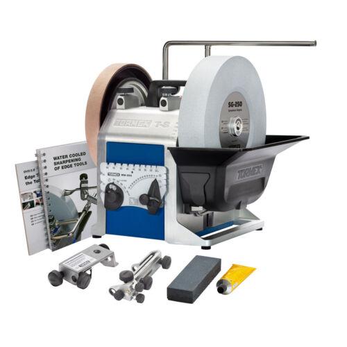 Tormek T8 Nassschleifmaschine Nass-Schärfsystem für Schneidwerkzeuge