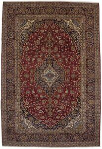 Details About Traditional Style Vintage Red 10x15 Extra Large Wool Rug Oriental Decor Carpet