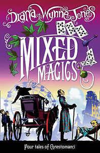 Mixed-Magics-The-Chrestomanci-Series-Book-5-Jones-Diana-Wynne-Very-Good-Bo