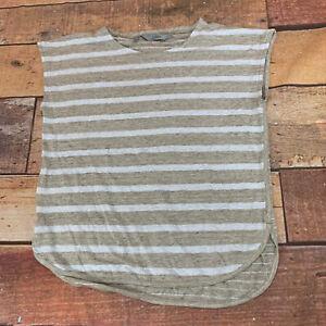Athelta-Womens-Shirt-Striped-Size-Small-New-NWOT-B206