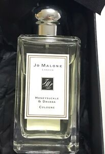 MEGA SALE AUTHENTIC Jo Malone Honeysuckle & Davana