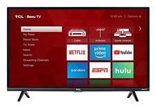 "TCL 32"" Full HD LED Roku Smart TV w/ 3 HDMI & Built-in WiFi - 32S327"
