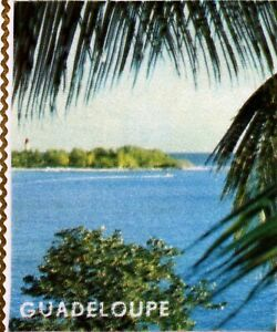 X173-Guadeloupe-Islet-of-Gosier-France-FDC-Envelope-Premier-Day