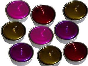 6er-Set-Teelichter-in-verschiedenen-Metallic-Farben-pink-lila-rot-gold