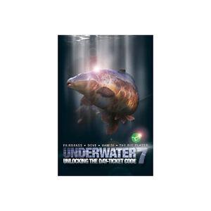 Korda Underwater Part 7 DVD / Carp Fishing