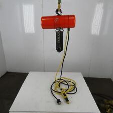 Cm Lodestar Model L Electric Chain Hoist 1 Ton 16fpm 18lift 208 230v 1ph