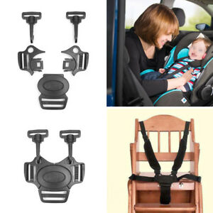 5-Point-Baby-Kid-Harness-Car-Safety-Seat-Belt-Strap-for-Stroller-High-Chair-Pram