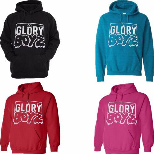 Glory Boyz Gang Sweat à capuche Chief Keef Bang Sosa Glo Gang Dope Sweat à capuche S-2X