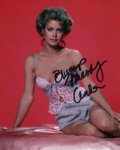 MELODY-ANDERSON-signed-autographed-photo