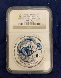 2012P-Australia-S-1-Year-of-the-Dragon-Colorized-White-Blue-1oz-Silver-NGC-MS70