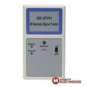 Handheld-Infra-Red-Remote-Control-Tester-Tests-All-Types-Of-Infra-Red-Signals