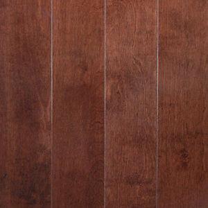 Birch Sorrel Engineered Hardwood Flooring Click Lock Wood