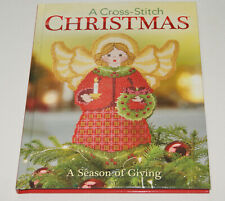 Craftways Cross Stitch Christmas 2020 A Season Of Giving a Change of Pace Cross Stitch Pattern Barbara & Cheryl Front Porch