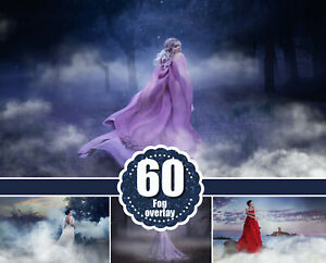 Details about 60 fog smoke Photoshop Overlays, Photography overlay, mist  Overlays, png file