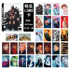Kpop-NCT-U-127-Dream-Lomo-Paper-Card-Collective-Self-Made-Photocard-30pcs-set