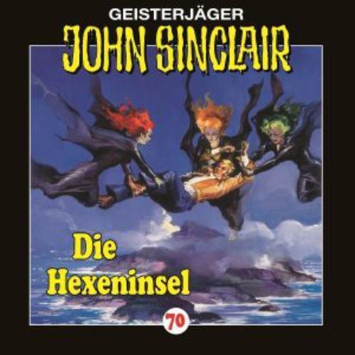 1 von 1 - John Sinclair 70 Die Hexeninsel (2011, Hörspiel)