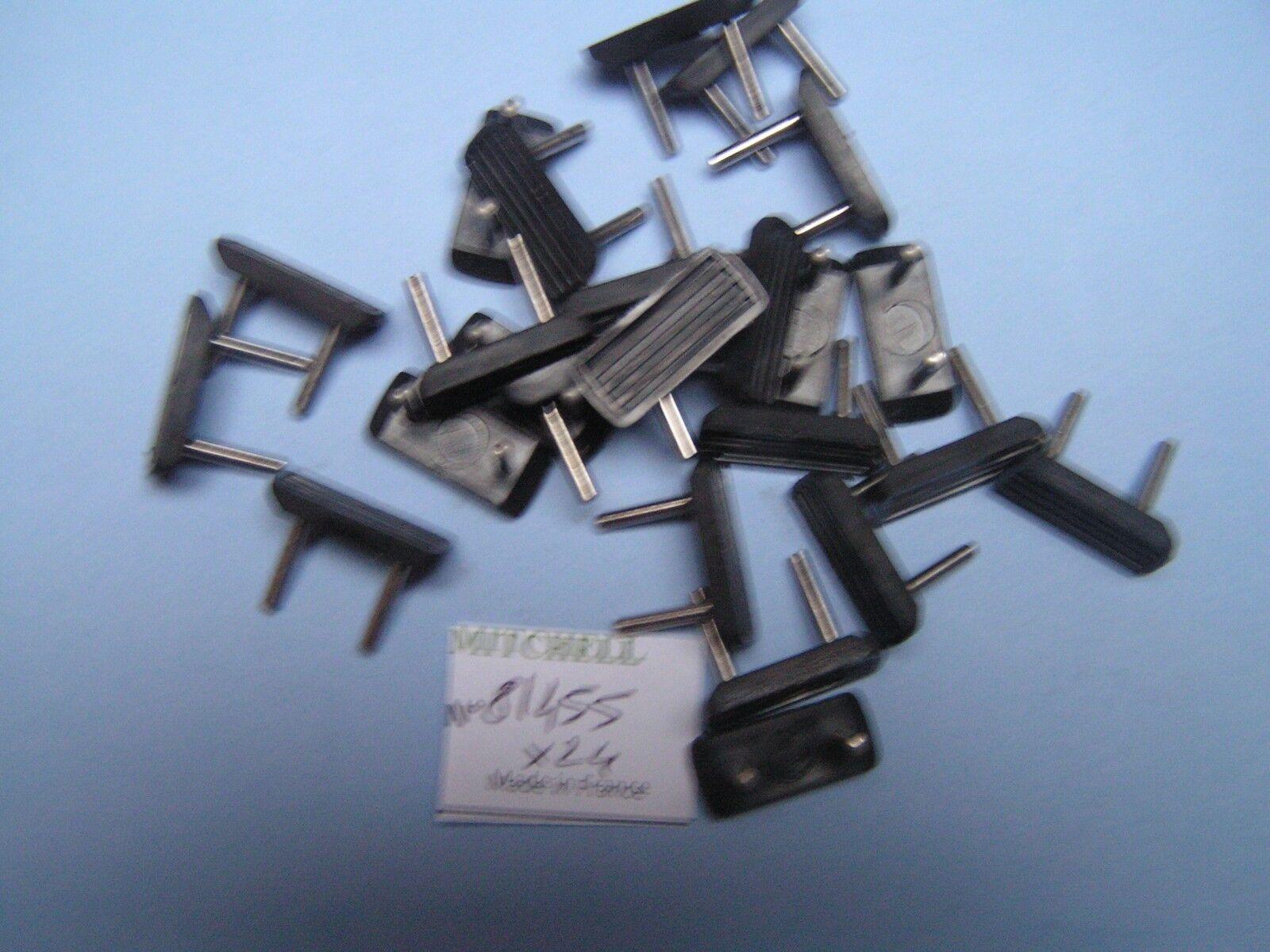24 Oscilación Slide Bloqueo Cocherete Pieza 81455 Pin N 498 & Otros Mitchell