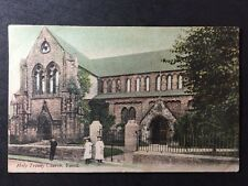 RP Vintage Postcard - Somerset #B1 - Holy Trinity Church, Yeovil - 1905