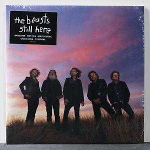 BEASTS-039-Still-Here-039-Vinyl-LP-Of-Bourbon-Tex-Perkins-Kim-Salmon-NEW-SEALED