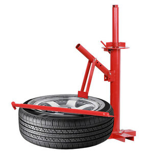 small tire changer machine