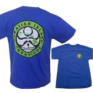Hawaiian-Island-Creations-Tee-HIC-Classic-Logo-Dot-T-shirt-Brand-New