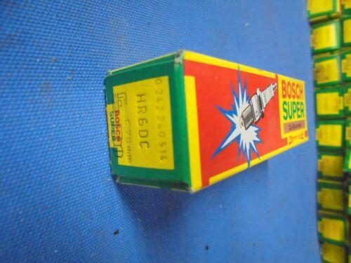 HR6DC Bosch Spark Plug