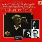Pelleas et Melisande-Drame lyrique en cinq actes von Kubelik,Donath,GEDDA,Sobr (1994)