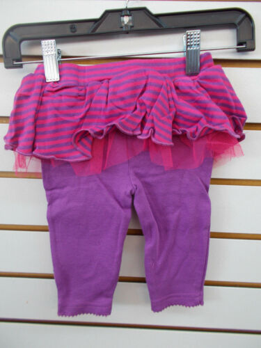 24 Months Infant Girls Nuby 2pc Multi-Colred Cat Outfit Size 12 Months