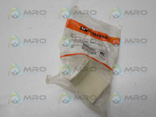 WIREMOLD 2317 INTERNAL ELBOW NEW IN FACTORY BAG *