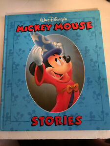 Mickey Mouse Stories Large Size Book Disney