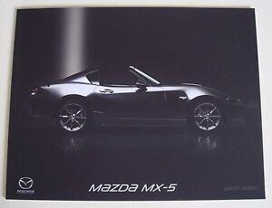 Mazda  MX5  Mazda MX5  January 2017 Sales Brochure - Buckinghamshire, United Kingdom - Mazda  MX5  Mazda MX5  January 2017 Sales Brochure - Buckinghamshire, United Kingdom