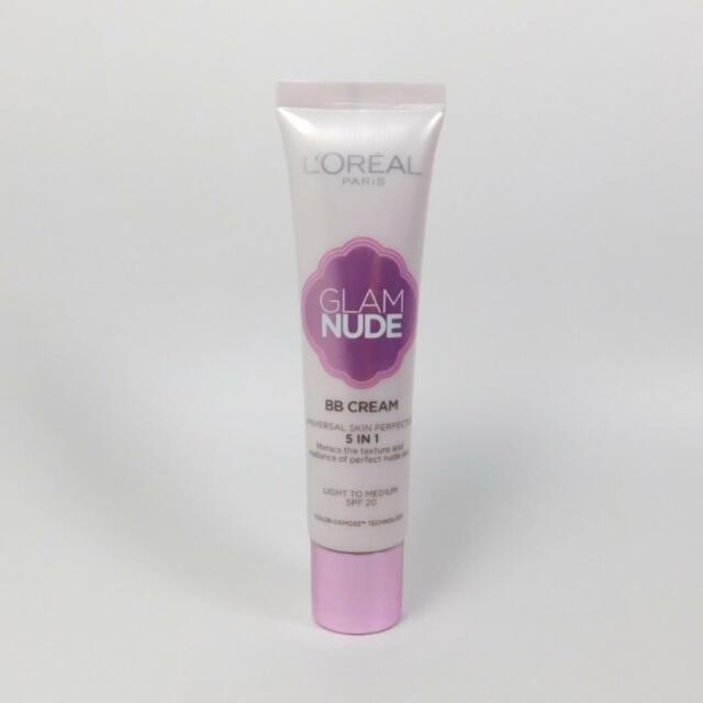 LOréal Paris Nude Magique BB Cream - Light | Free